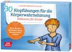 """JETZT NEU im Shop! """"30 Klopfübungen für die Körperwahrnehmung"""" von Dr. Zuzana Šebková-Thaller"""